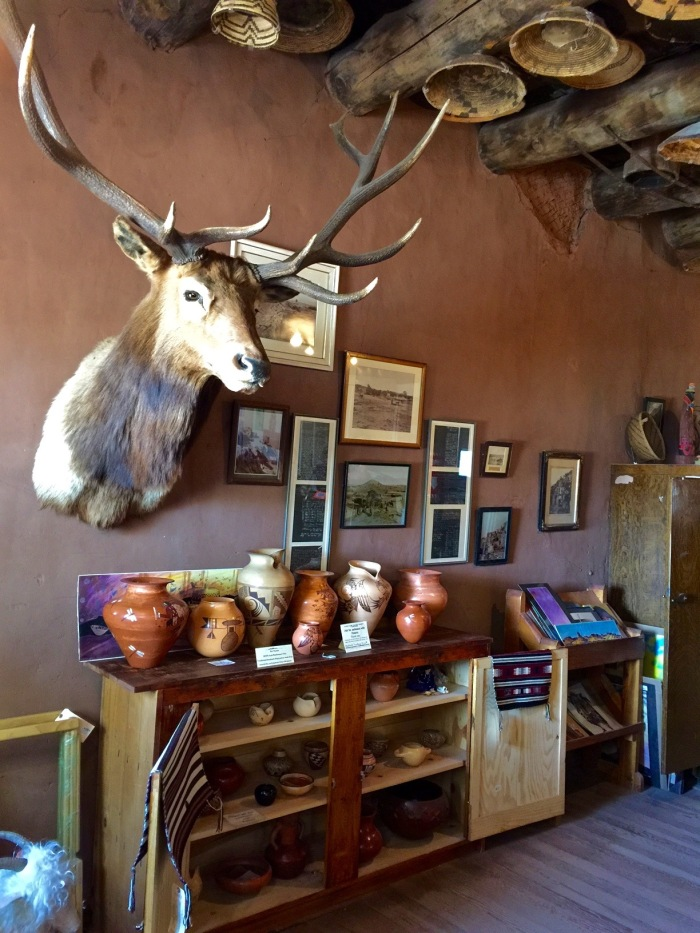 Pottery in Hubbell Trading Post