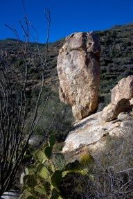 Foot of Balanced Rock